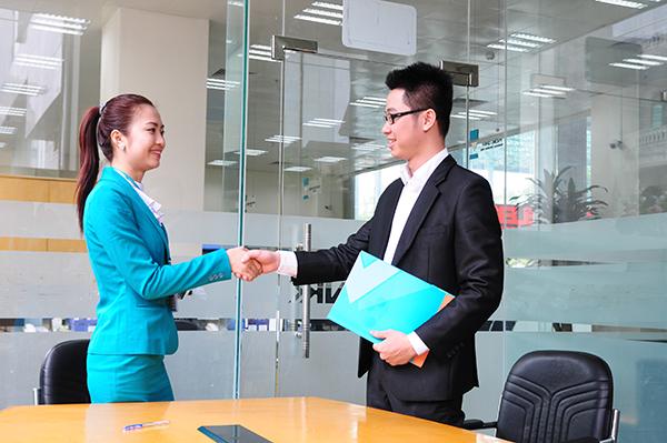 Thủ tục vay ngân hàng bằng giấy phép kinh doanh