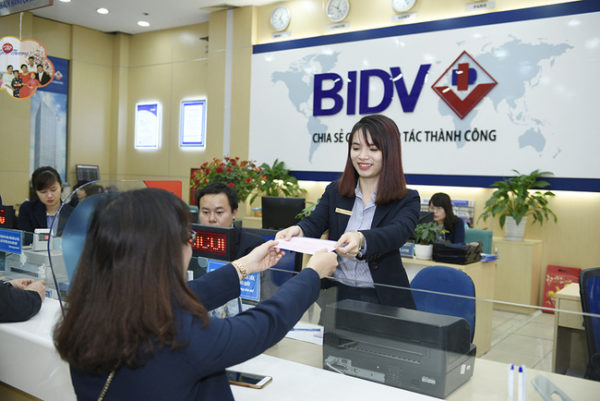 Thủ tục vay ngân hàng bidv gồm những gì?