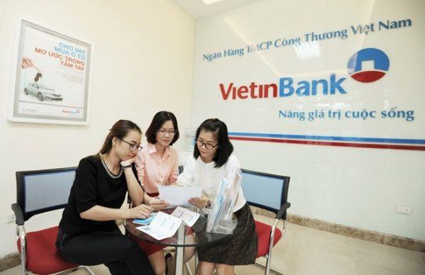 Thủ tục vay vốn ngân hàng vietinbank 2019 bao gồm những gì?