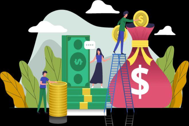 Vay tiền online có rất nhiều ưu điểm