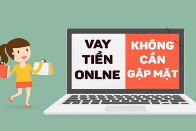 Vay tiền online không cần đến địa điểm giao dịch
